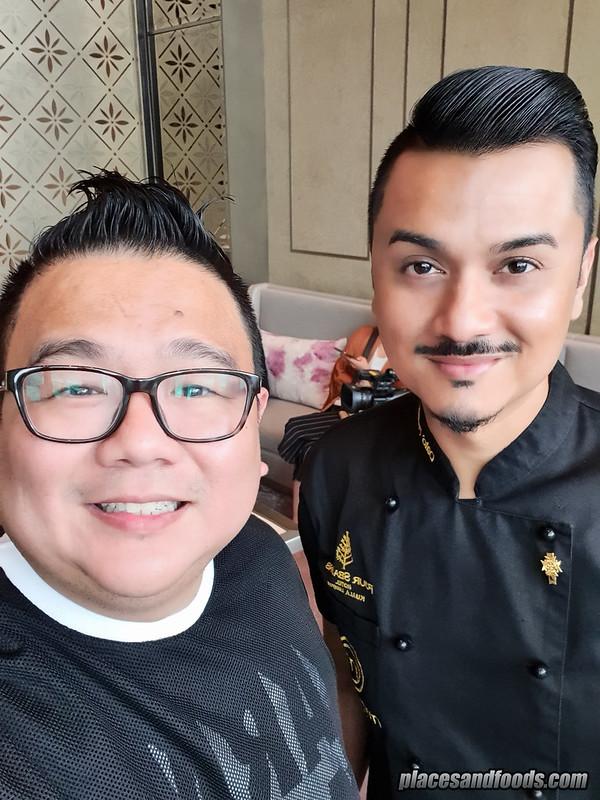 four seasons hotel kl curate chef fazley