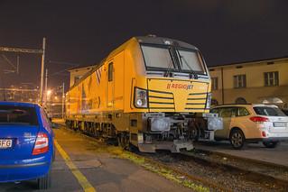 ELL 193 227 Bratislava hlavná stanica