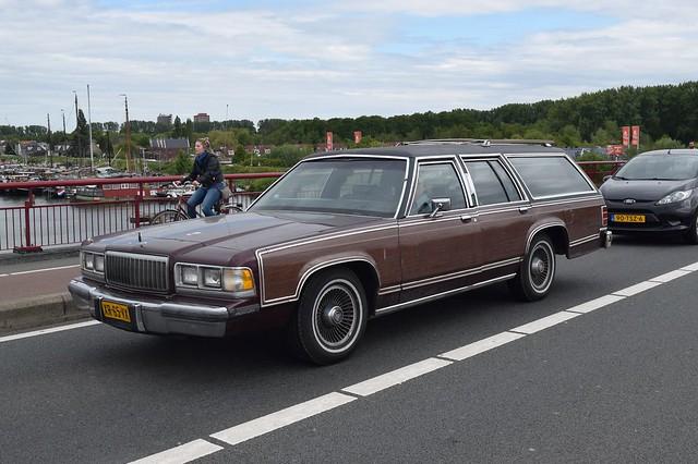 Mercury Colony Park Wagon K6 1989