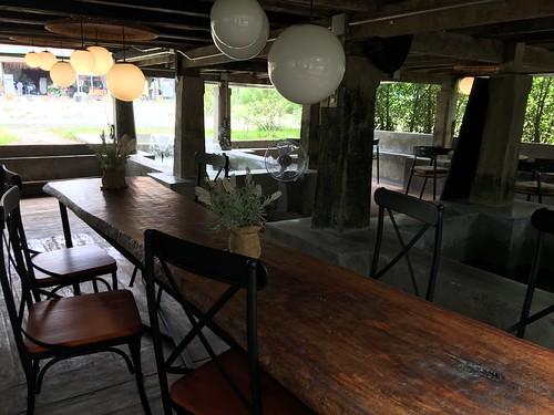 コサムイ 古民家カフェ cafe koh Samui