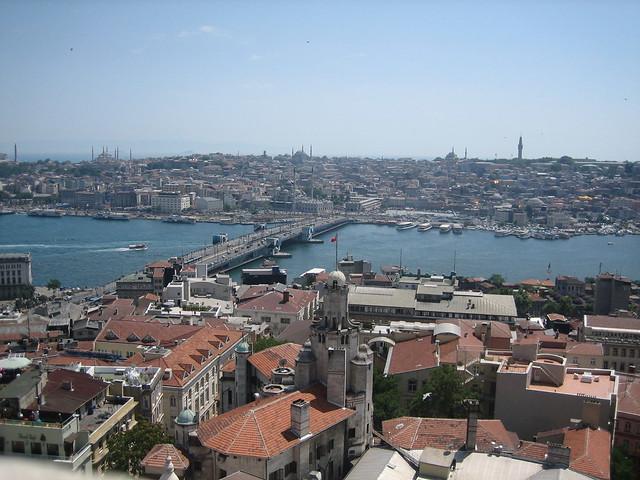 Estambul desde Galata