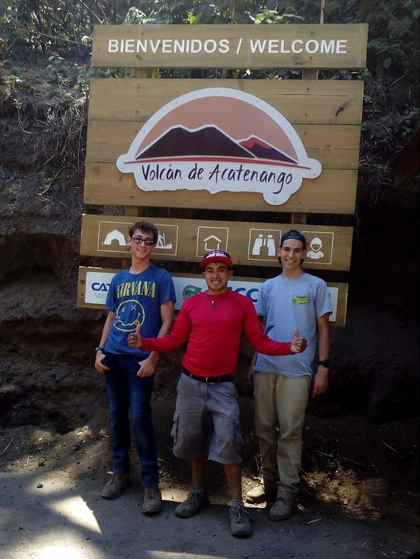Acatenango Hike, Before