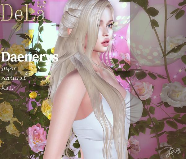 "=DeLa*= new hair ""Daenerys"""