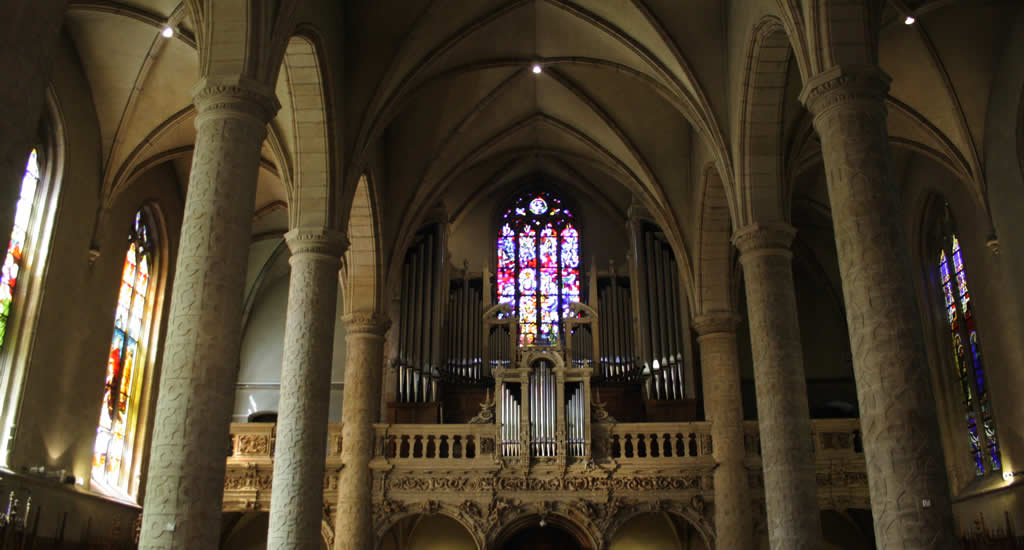 Cathedrale de Notre Dame de Luxembourg | Mooistestedentrips.nl