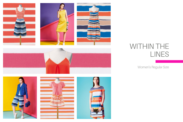 Within the Lines Collection