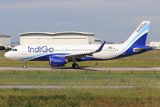 F-WWBO A320-271NEO 160519 TLS (VT-IJC)