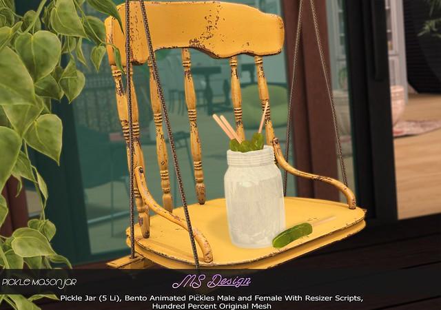 :: MS Design :: Pickle Jar