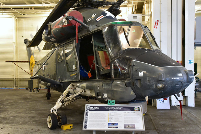 SH-2F Seasprite 149021