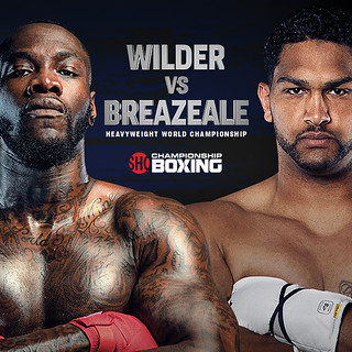 Deontay Wilder Fight