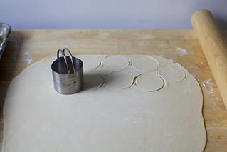 """cut 2"""" circles"""