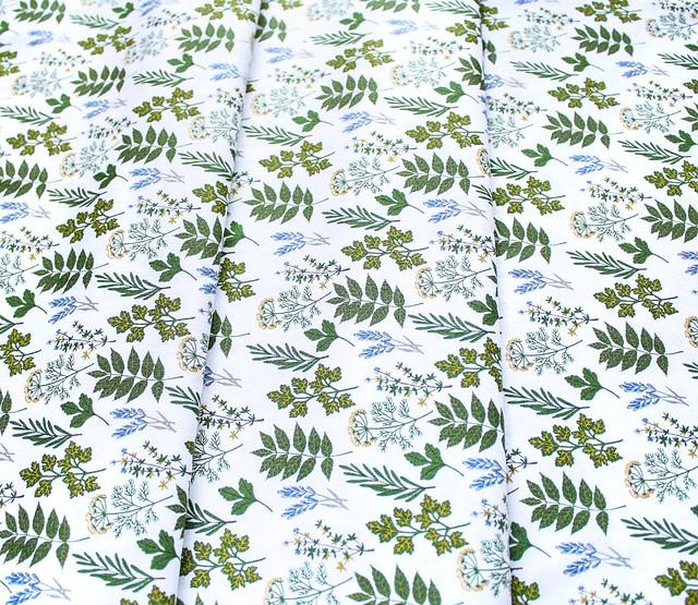 Poppie Cotton Prairie Sisters PS19010 Alice White