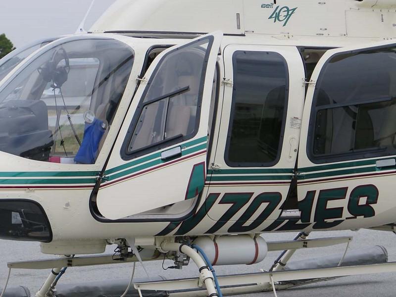 Bell 407 00011