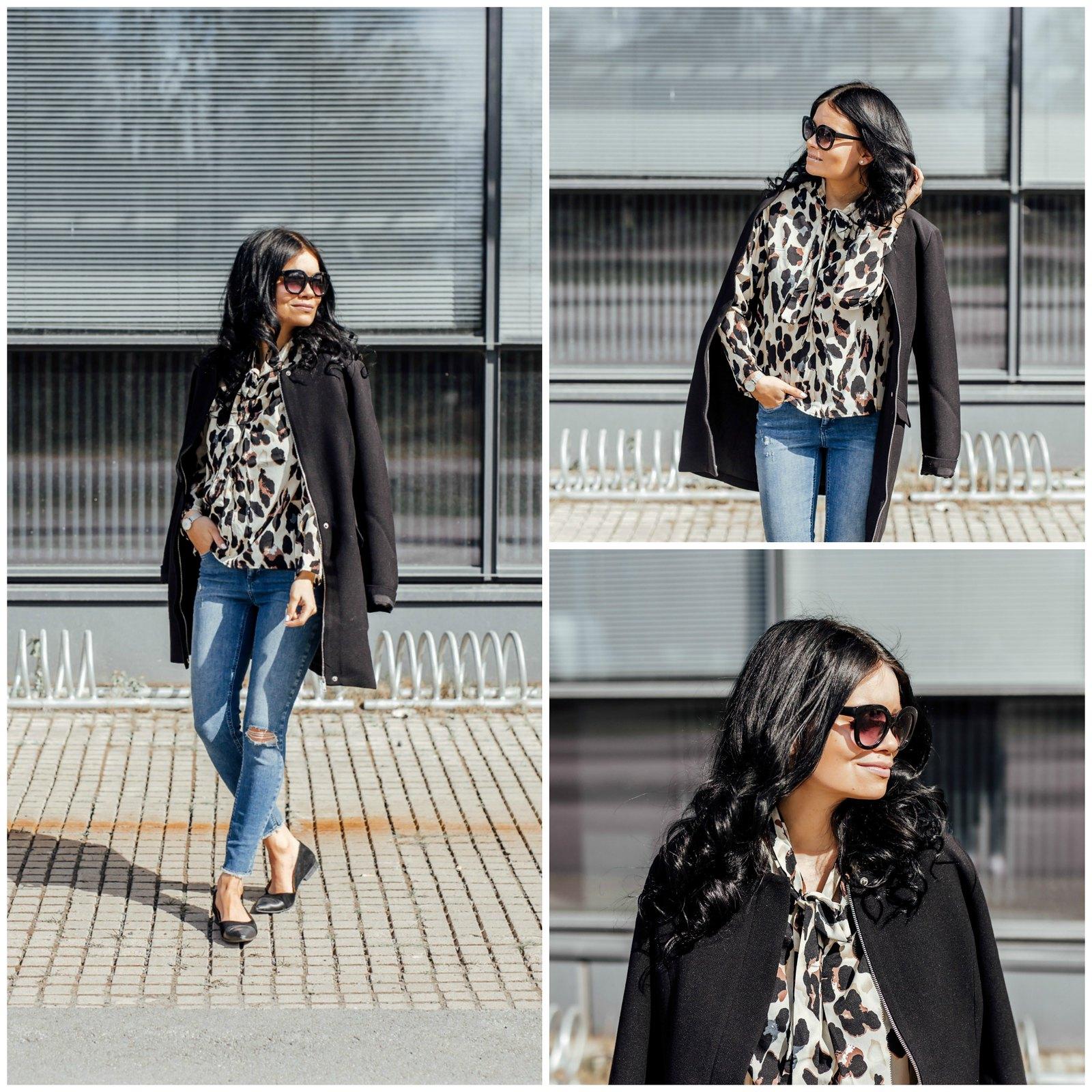 leopardi pusero
