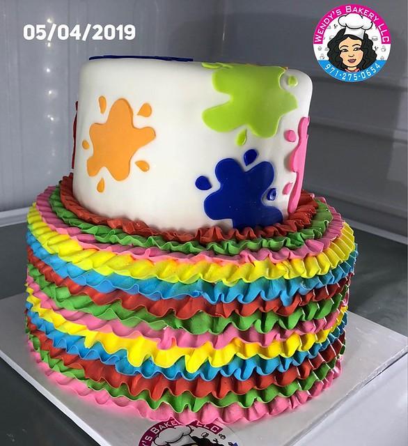 Cake by Wendy's Bakery Oregon USA