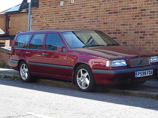 1996 Volvo 850 2.4 GLT Auto