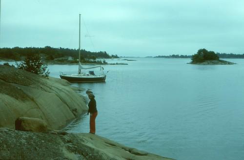 Flintholm, Åland 29 juli 1977
