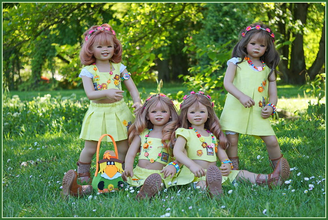 🌼💚🌼  Kindergartenkinder ... der Mai ist gekommen 🌼💚🌼
