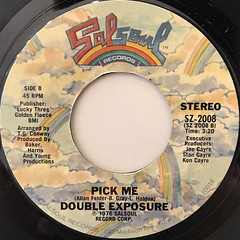 DOUBLE EXPOSURE:TEN PERCENT(LABEL SIDE-B)