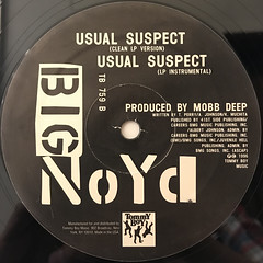 BIG NOYD:USUAL SUSPECT(LABEL SIDE-B)