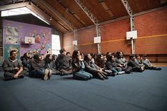 Ensemble UCSC en Colegio Marcela Paz