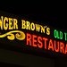 Ginger Brown's Old Tyme Restaurant by dangr.dave