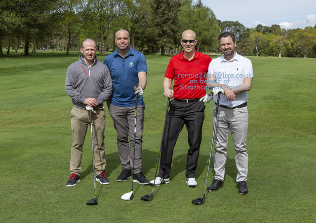 Strathcarron Golf Tournament 2019