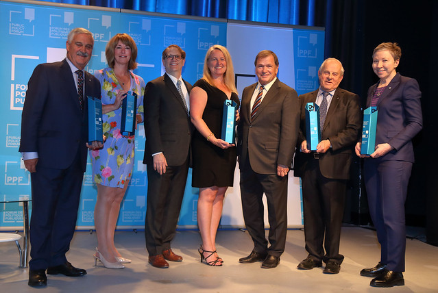 2019 Atlantic Dinner & Frank McKenna Awards