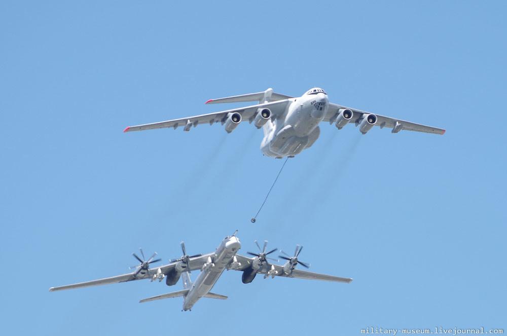 Подготовка к авиапараду 9 мая в Москве-33