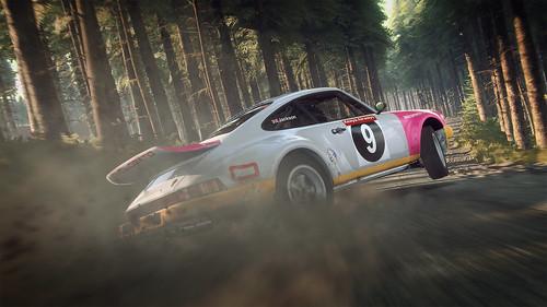 DiRT Rally 2.0 Season Two Porsche at Wales