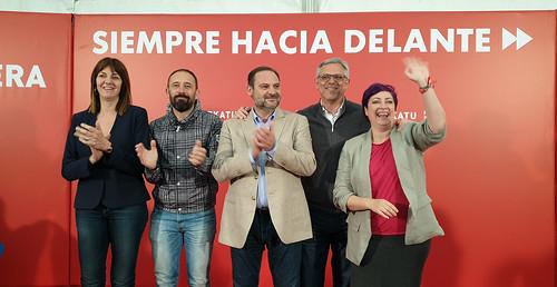 Jose Luis Abalos en Errenteria