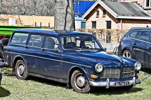 VOLVO P221 1965 (6888)