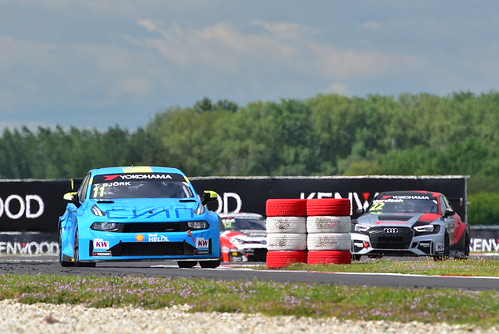 Thed Björk, Lynk & Co 03 TCR, FIA WTCR World Touring Car Cup, Slovakia Ring 2019