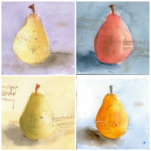 Pear Collage | by tracyetravis
