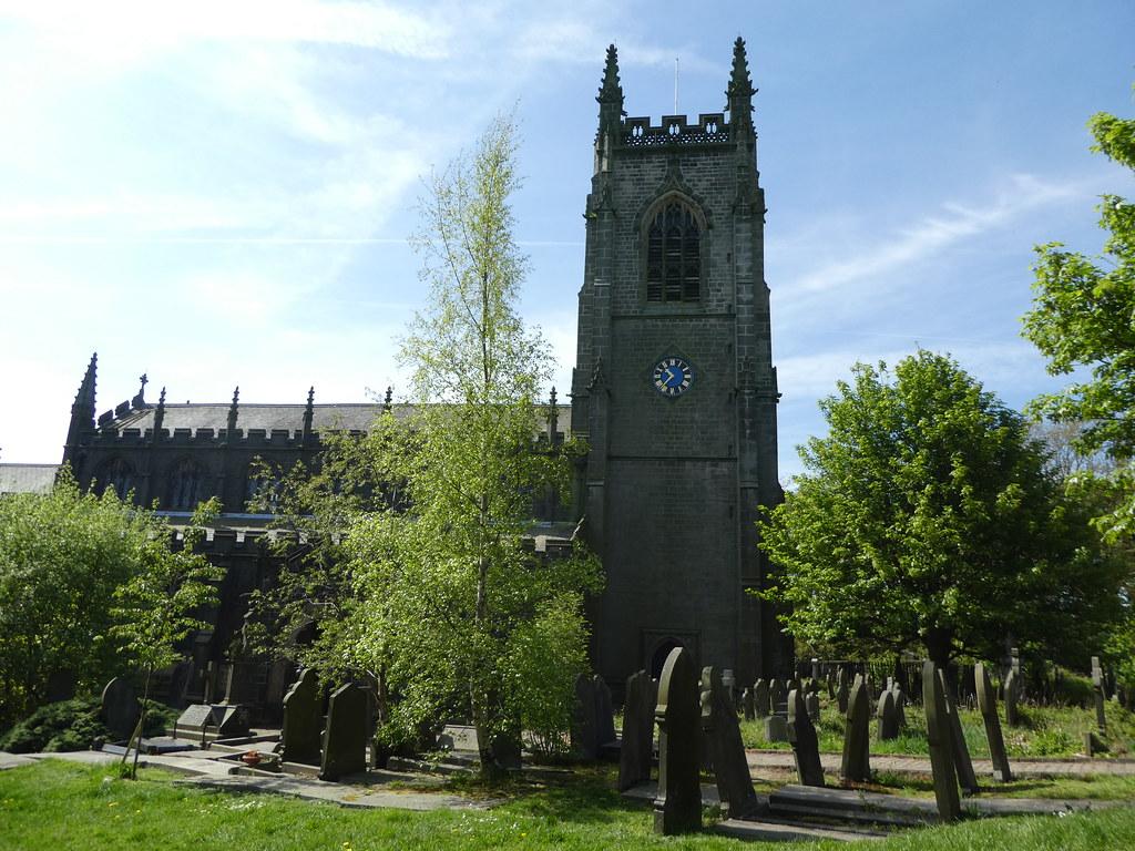 Heptonstall Parish Church
