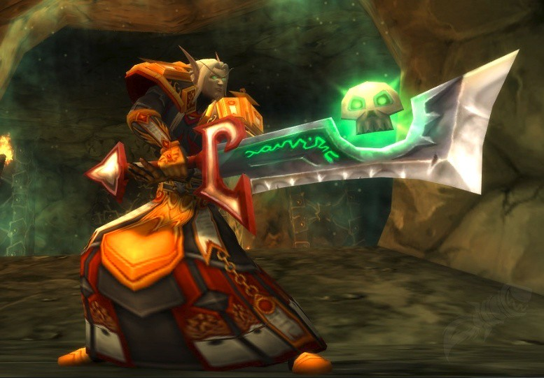 Corrupted Ashbringer - WOW Classic