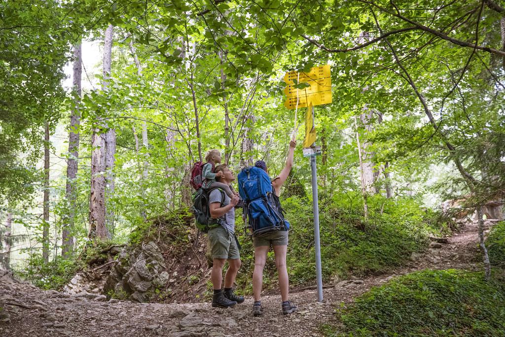 Wandern in Grassau