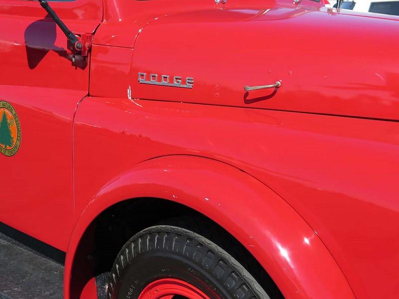 1950 Dodge Fire Truck 00004