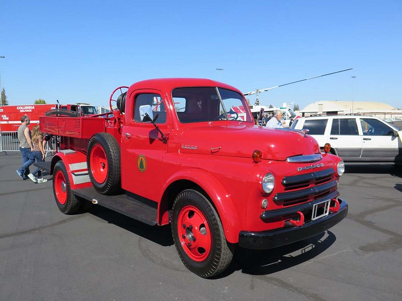 1950 Dodge Fire Truck 00002