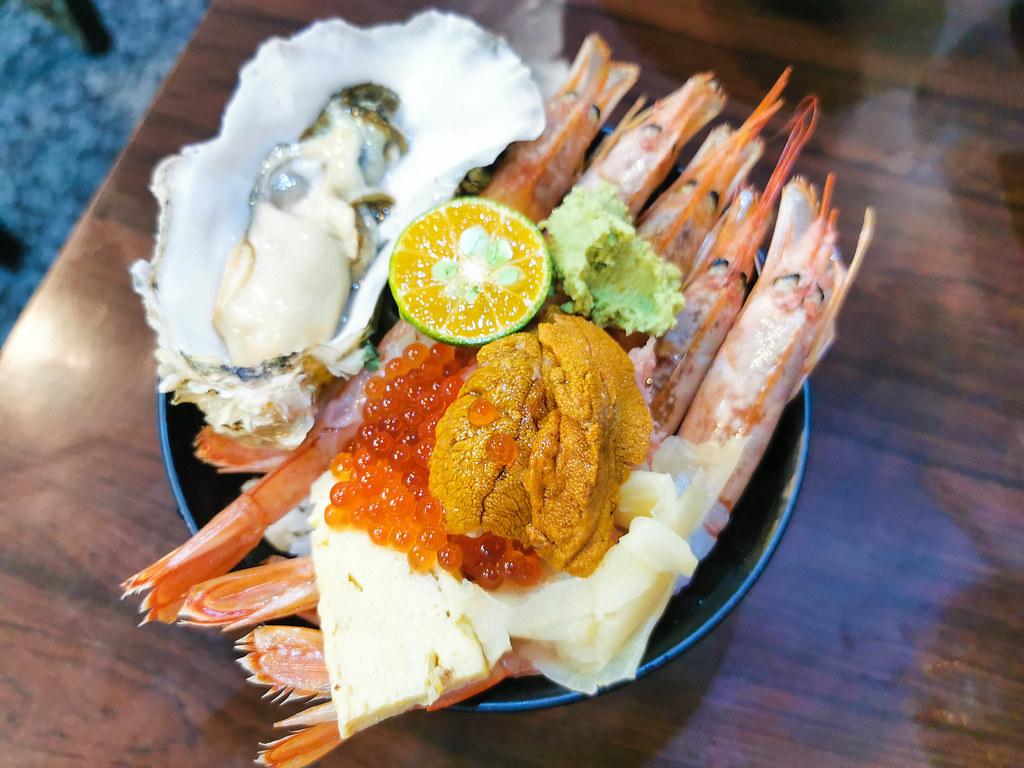 揚日式料理(生魚片蓋飯) (24)