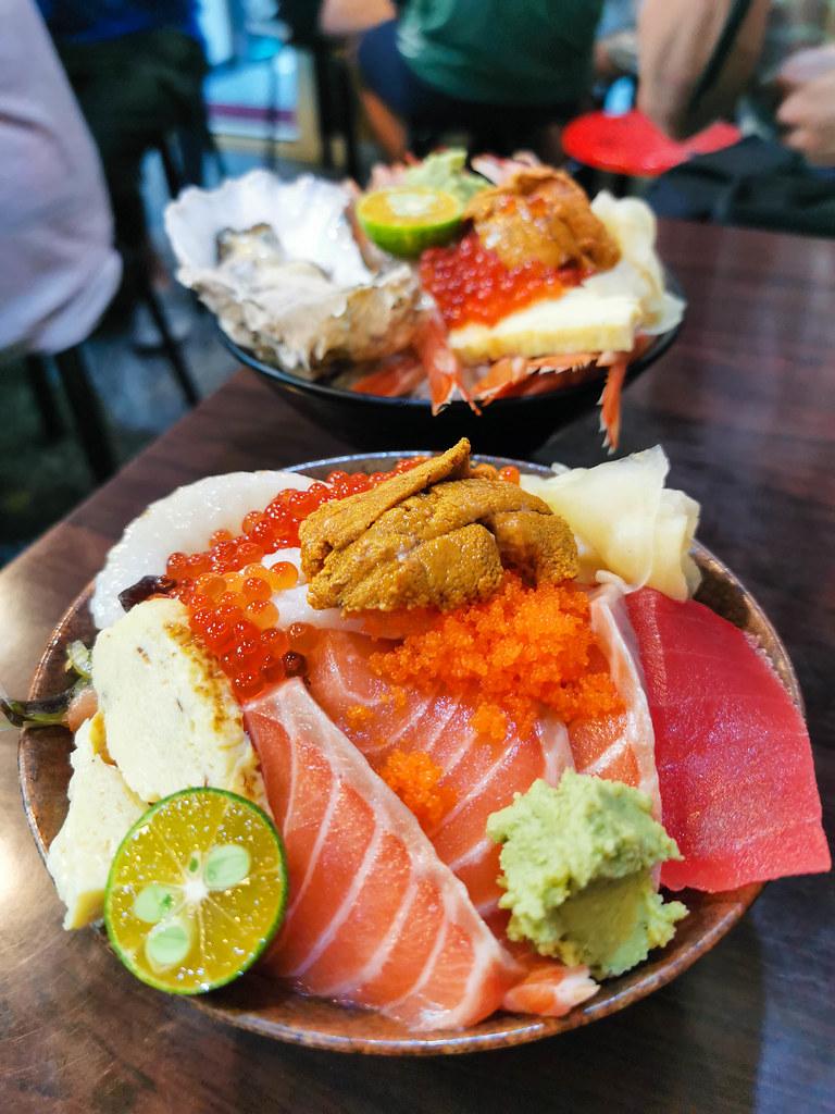 揚日式料理(生魚片蓋飯) (14)
