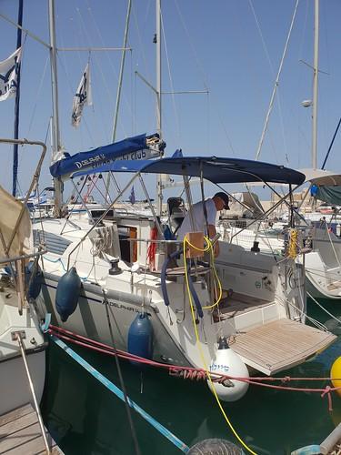 Boat Trip - Sailor Yacht Club Jaffa