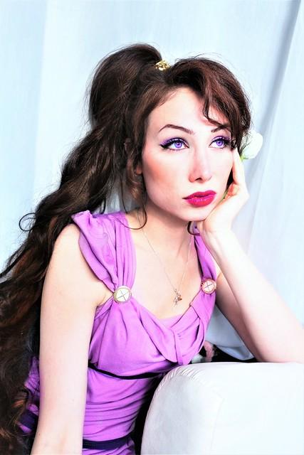 What is wrong with me? - Sarina Rose as Disney Megara Cosplay