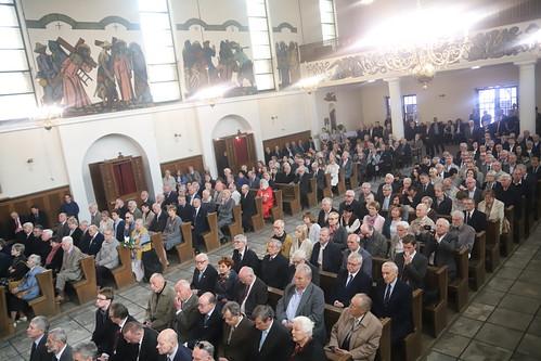 Msza św. na 100-lecie I LO. im. K. Marcinkowskiego | Abp Marek Jędraszewski, 18.05.2019 r.