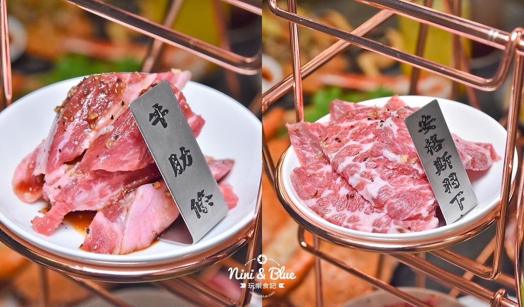 龍門馬場洞燒肉 菜單 台中北屯 摩天輪 海鮮03