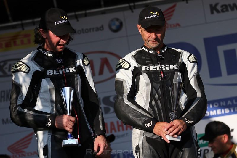Zijspannen Race 1 - Damon Teerink (2)