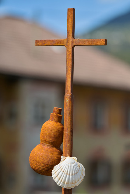 Symbole der Pilger