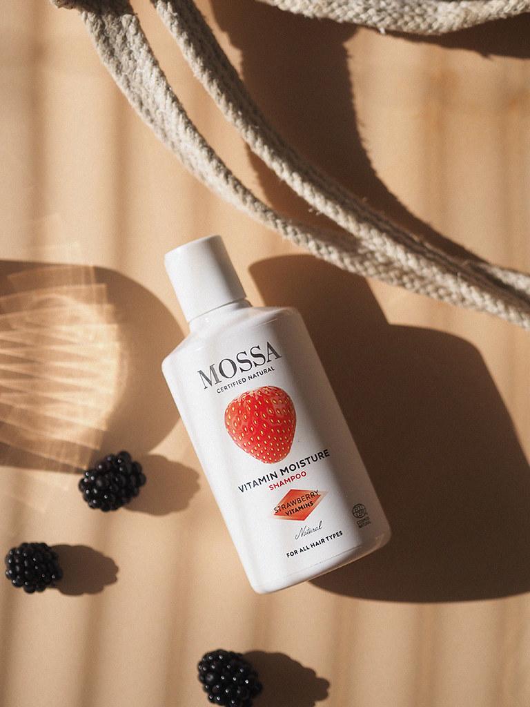 Mossa shampoo