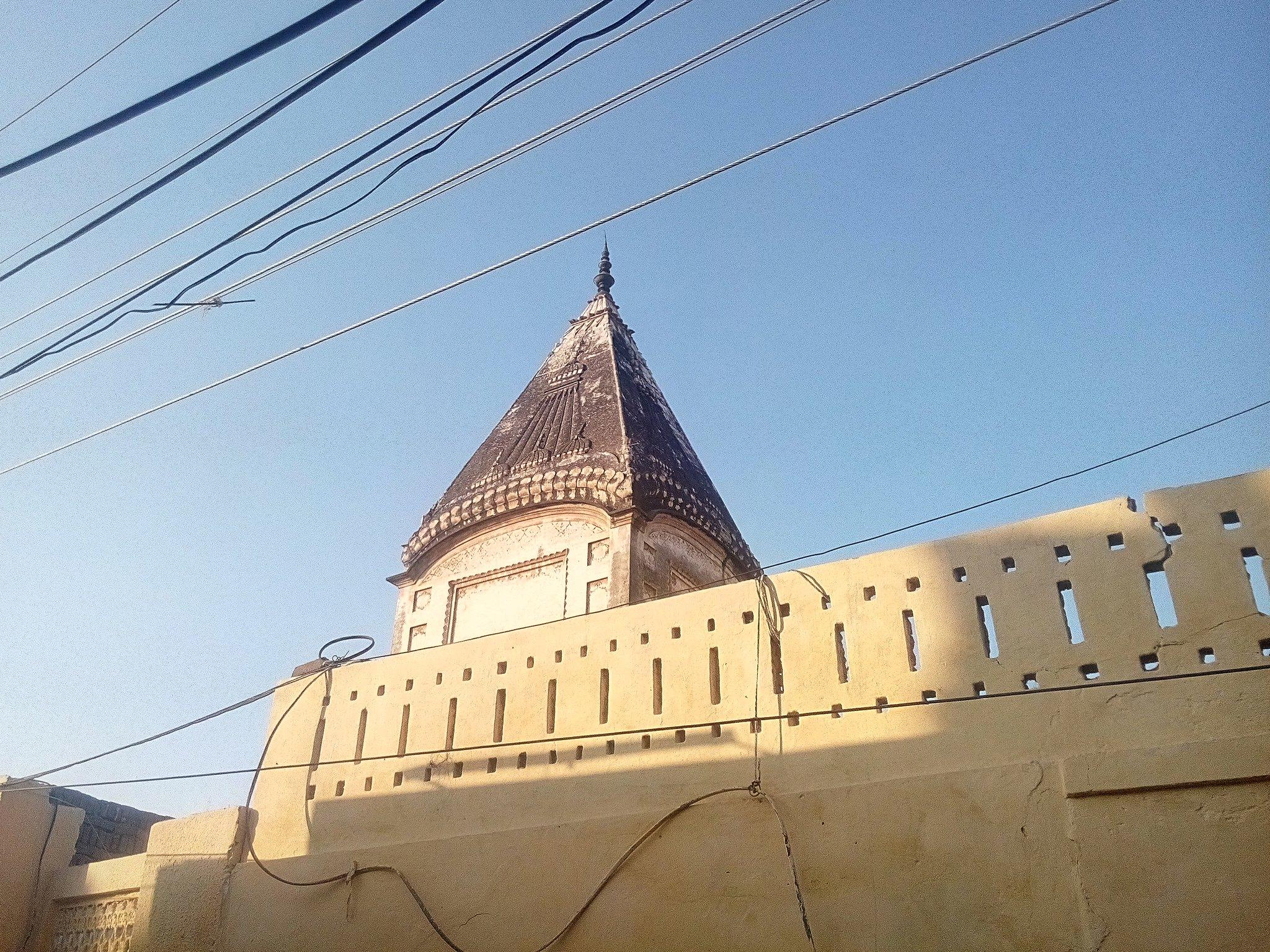 Mandir in Sheikhanwala Mohalla