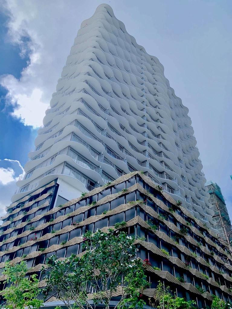 Kiến trúc sư Kengo Kuma khơi nguồn cảm hứng Waterina Suites