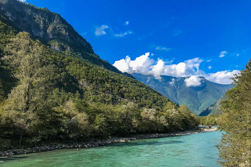 Lake-Ritsa-Abkhazia-Озеро-Рица-Абхазия-7557